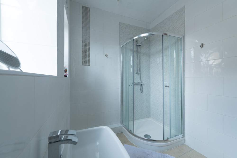 Church Street Property, Ormskirk - Student House - shower/bathroom