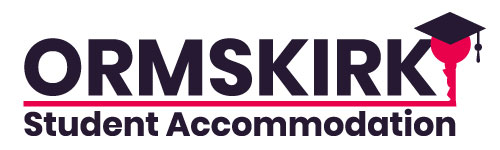 Ormskirk student accommodation header logo